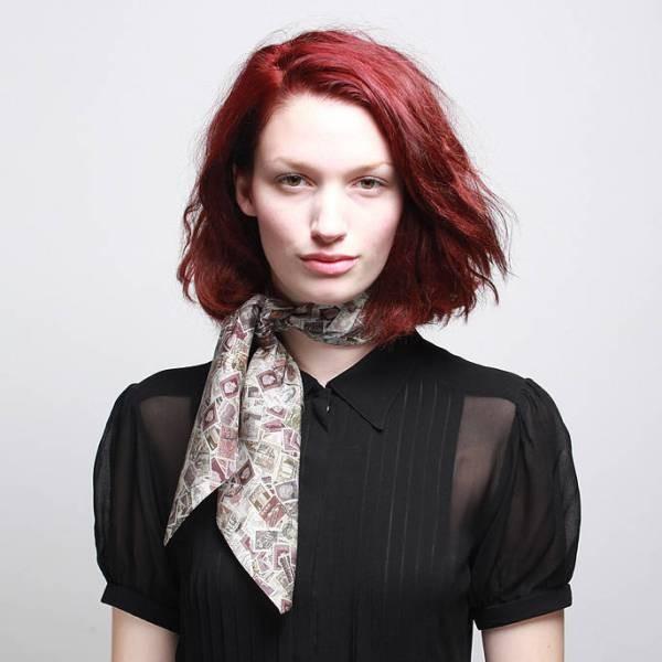 neckerchiefs-12 20+ Catchiest Scarf Trends for Women in 2020