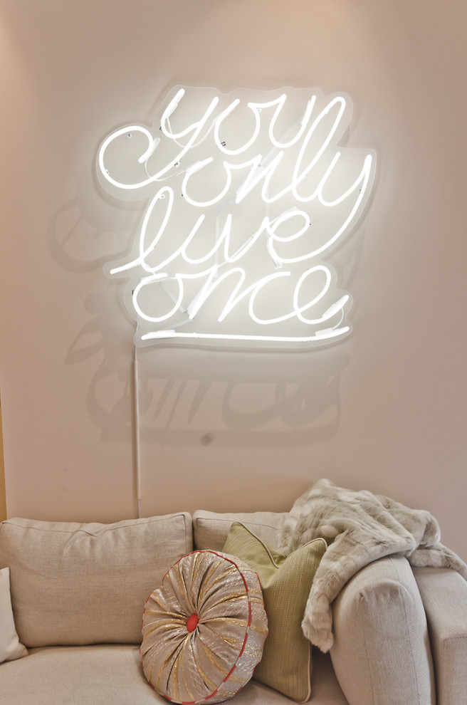 neon-sign-in-bedroom3 7 Design Ideas for Teens' Bedrooms