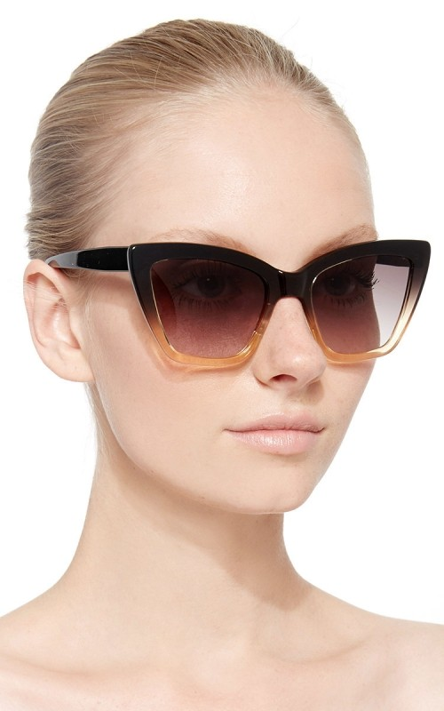 ombre-sunglasses-6 Best 10 Hottest Eyewear Trends for Men & Women 2018