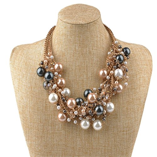pearls-necklace 6 Main Necklace Trends For Summer 2018
