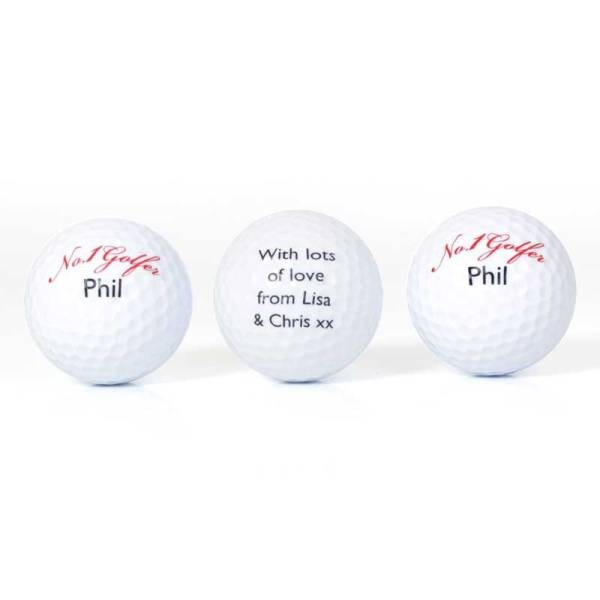 personalized-golf-balls-1 39+ Most Stunning Christmas Gifts for Teens 2020