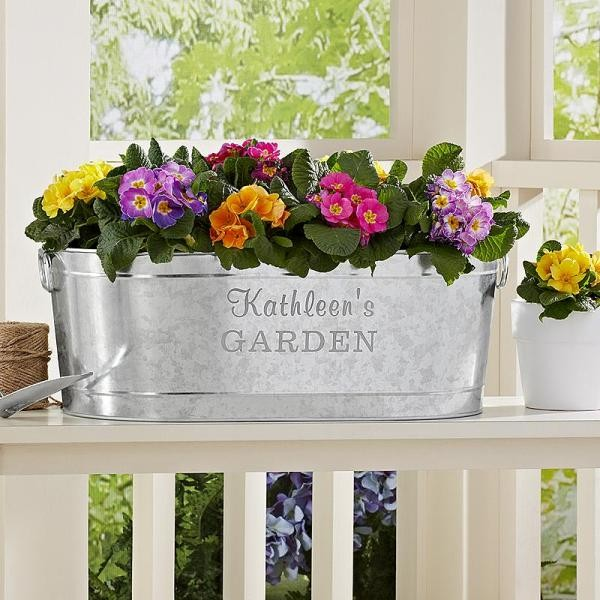planter-tub-to-start-their-own-garden 39+ Most Stunning Christmas Gifts for Teens 2018