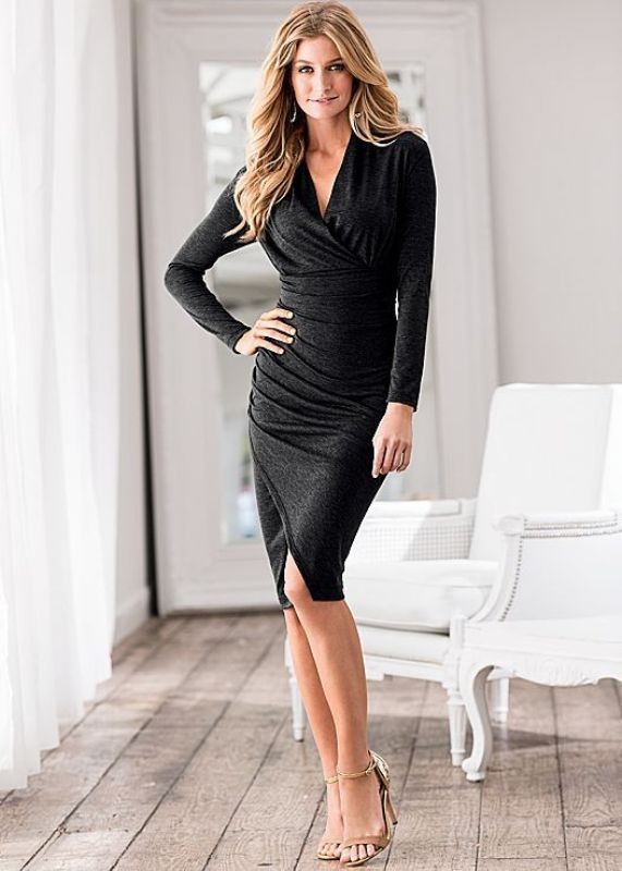 ruched-dress-4 15 Spring & Summer Fashion Trends for Women 2017