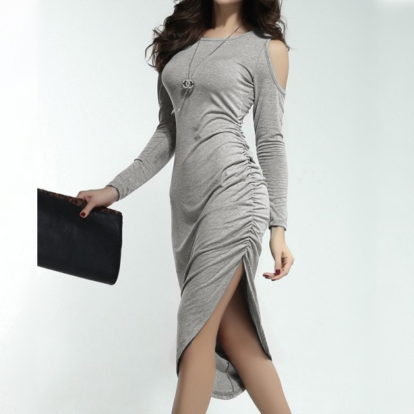 ruched-dress-7 15+ Best Spring & Summer Fashion Trends for Women 2020