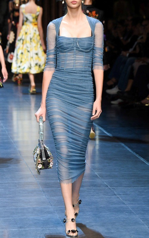 ruched-dress 15+ Best Spring & Summer Fashion Trends for Women 2018