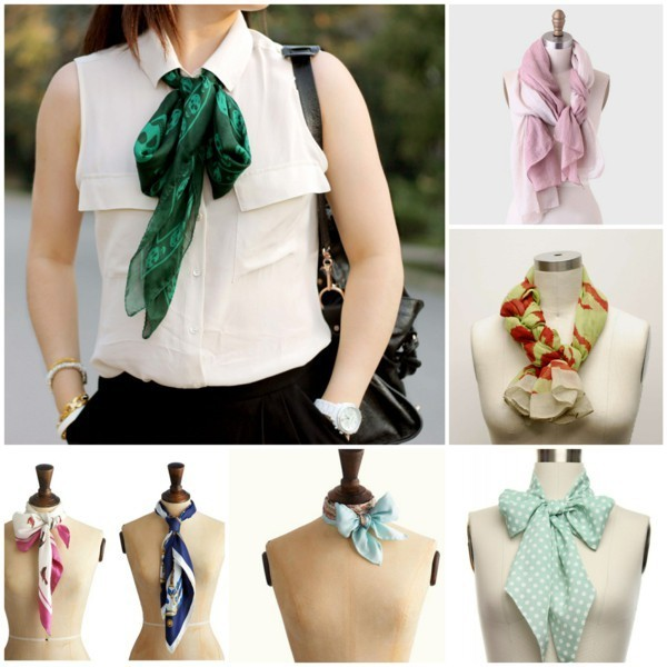 scarf-trends-2017-10 20+ Catchiest Scarf Trends for Women in 2020