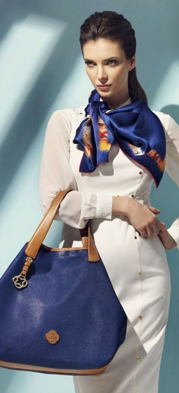 scarf-trends-2017 20+ Catchiest Scarf Trends for Women in 2020