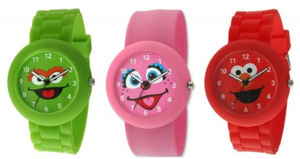 seasame-street-watches 75 Amazing Kids Watches Designs