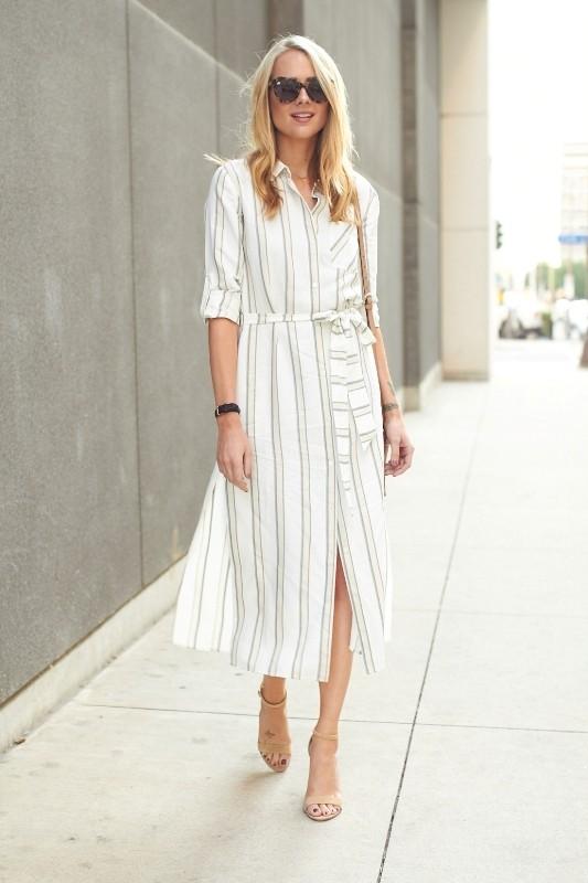 shirtdresses-5 15+ Best Spring & Summer Fashion Trends for Women 2020