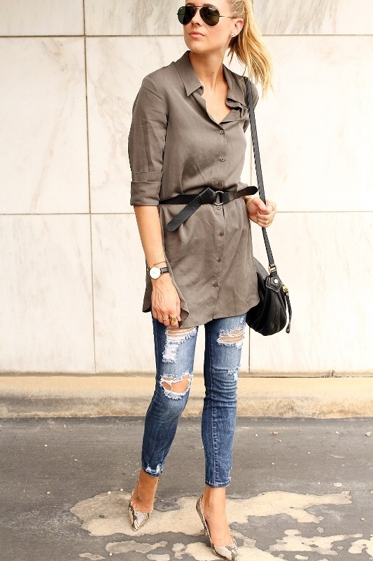 shirtdresses-6 15+ Best Spring & Summer Fashion Trends for Women 2020