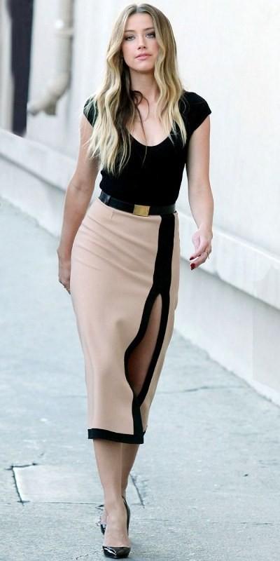 side-slit 15+ Best Spring & Summer Fashion Trends for Women 2020