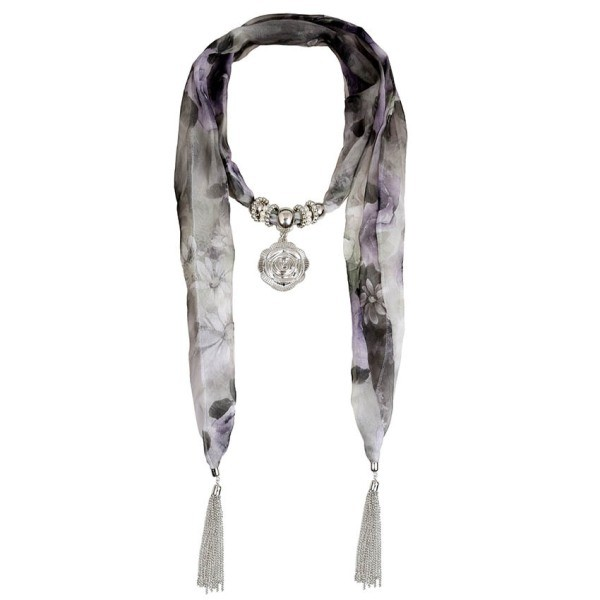 skinny-scarves 20+ Catchiest Scarf Trends for Women in 2020