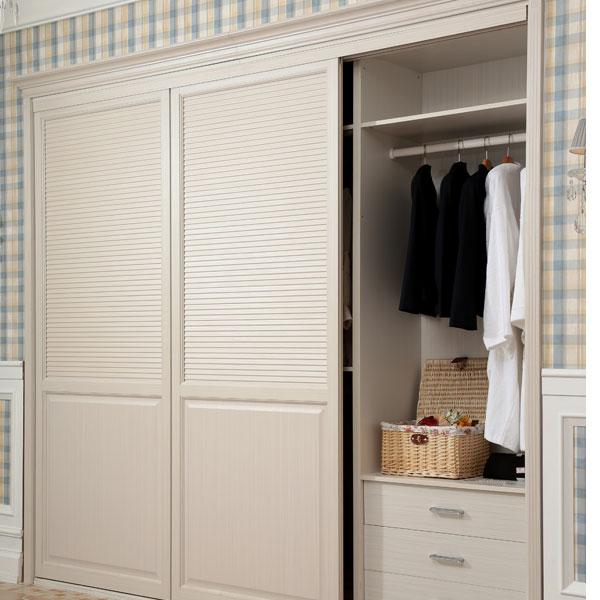 slatted-door-wardrob2 6 Bedroom Wardrobes Design Ideas of 2017