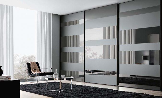 sliding-door-wardrobe6-675x410 Most Stylish 6 Bedroom Wardrobes Design Ideas