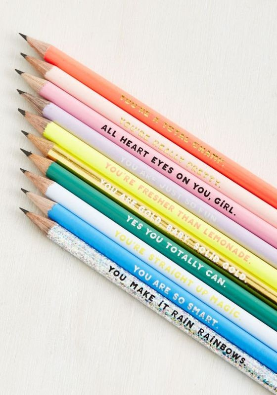 special-pencil-set 39+ Most Stunning Christmas Gifts for Teens 2020