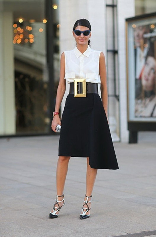 statement-belts-3 50+ Hottest Fashion Trends for Teenage Girls in 2020