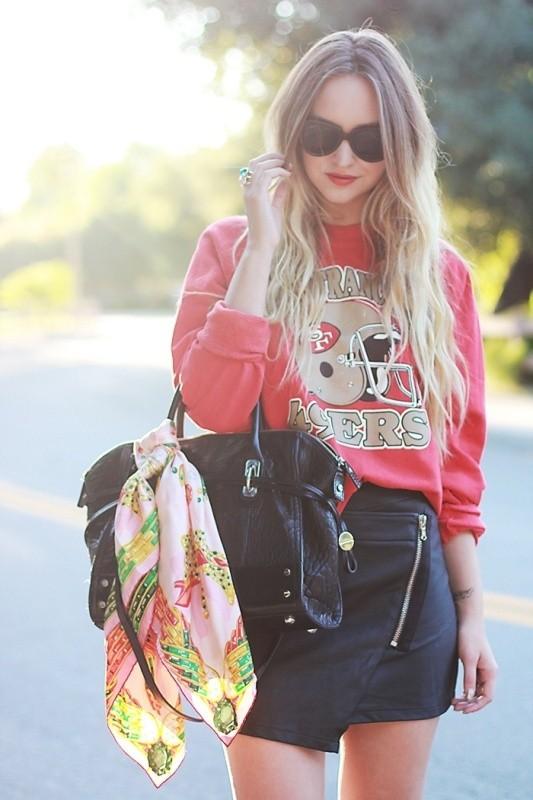 sweatshirts 15 Spring & Summer Fashion Trends for Women 2017