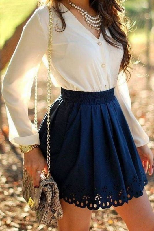 teenage-girls-fashion-trends-2017-37 50+ Hottest Fashion Trends for Teenage Girls in 2017