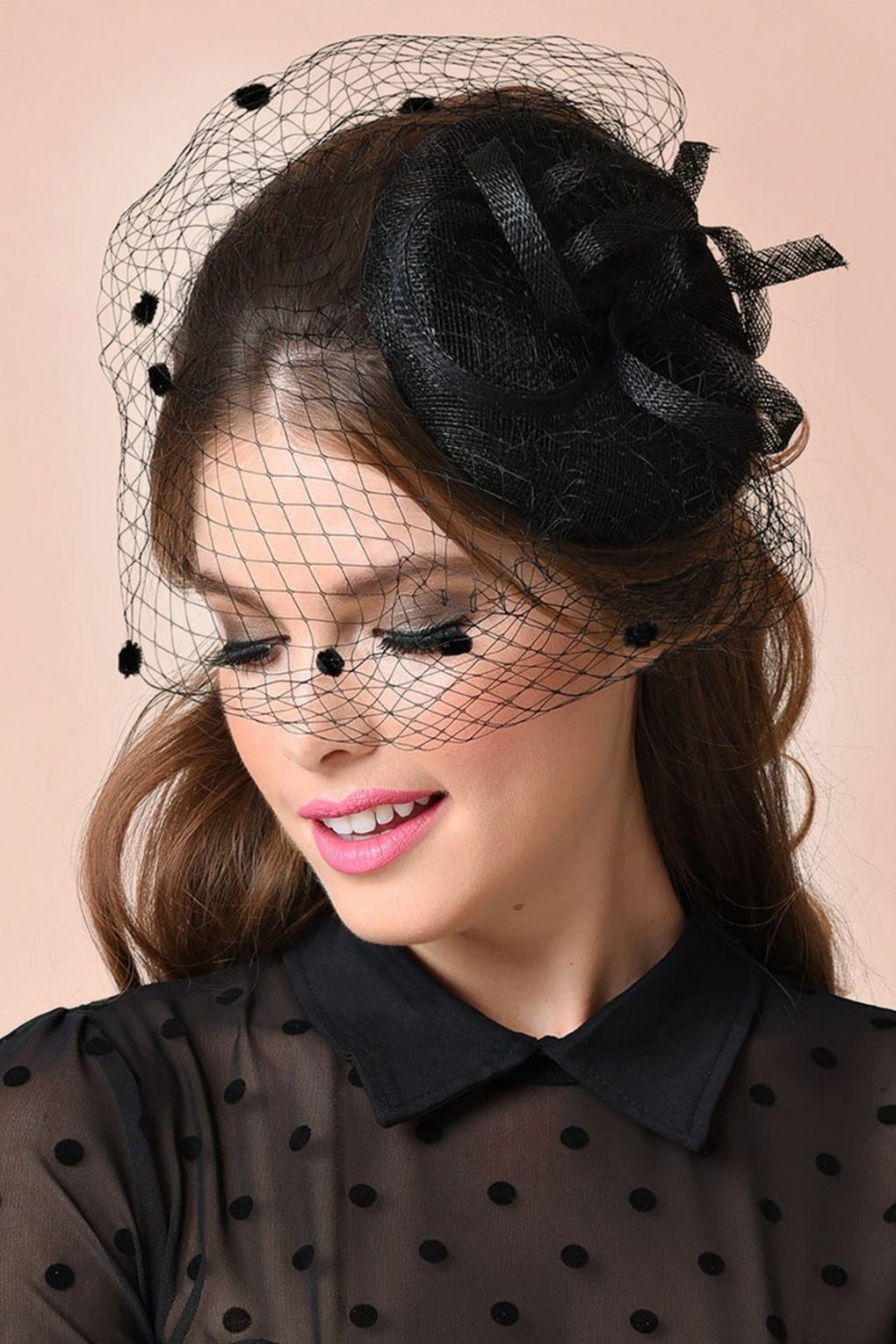 the-net-veiled-hats3 15+ Women's Hat Trend Forecast For Winter & Fall of 2020