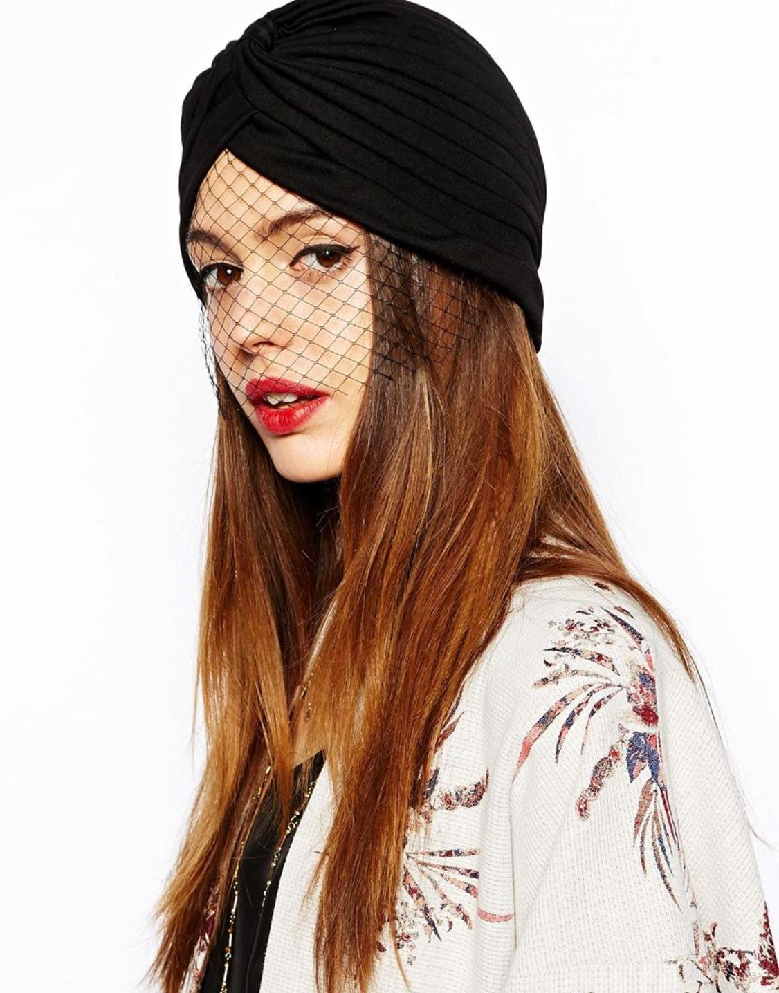 the-net-veiled-hats4 15+ Women's Hat Trend Forecast For Winter & Fall of 2018