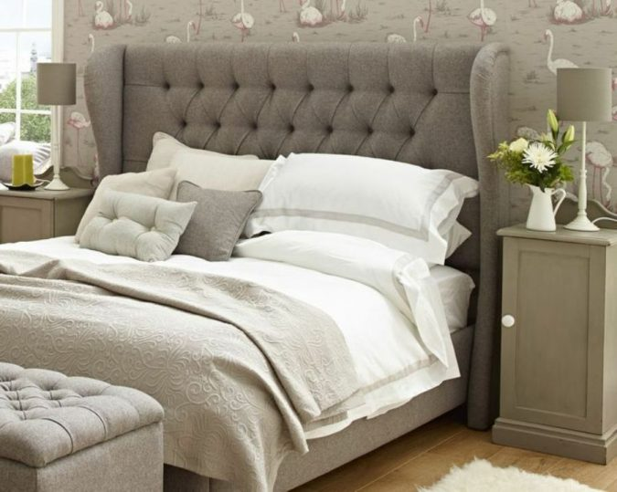 upholstered-headboard-675x539 20+ Hottest Home Decor Trends for 2017