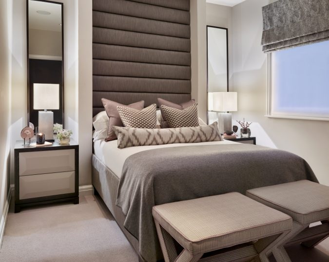 upholstered-headboard6-675x538 20+ Hottest Home Decor Trends for 2020