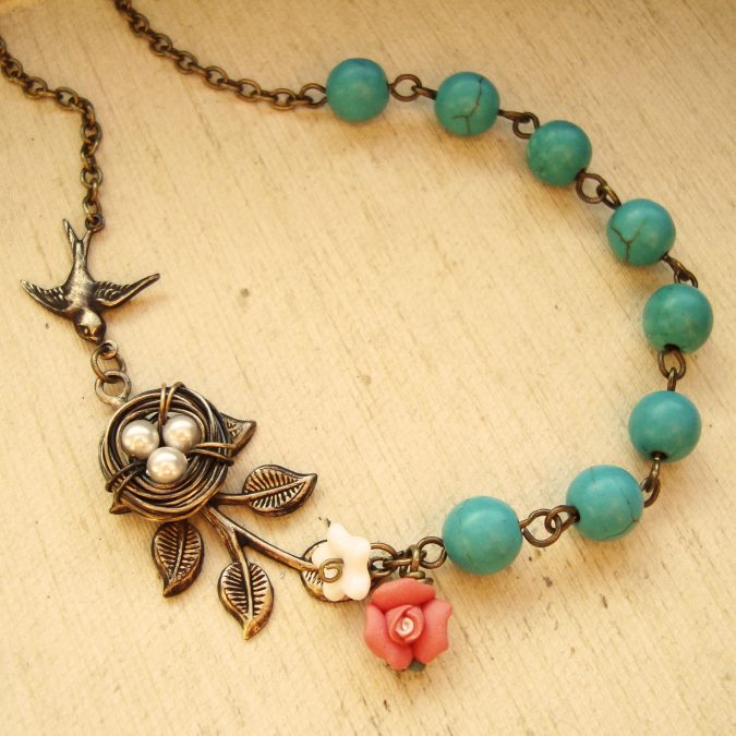 vintage-necklace-675x675 6 Main Necklace Trends For Summer 2018