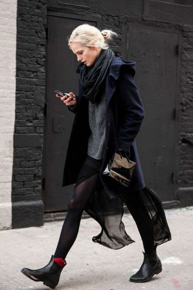 woman-wearing-chelsea-boots3-675x1013 5 Main Women Shoe Trends for 2018