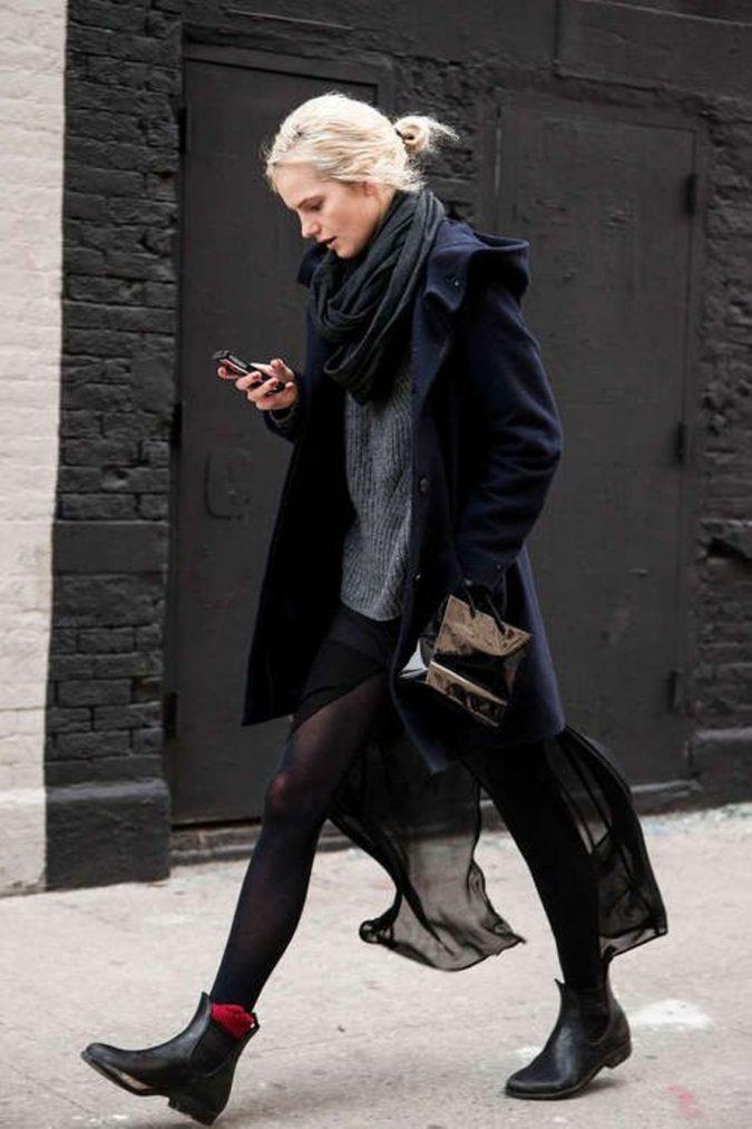 woman-wearing-chelsea-boots3-675x1013 5 Stylish Women Shoe Trends for 2020