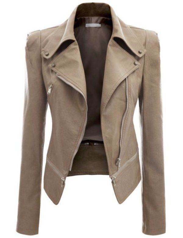 women-leather-jackets-2017-2 80+ Most Stylish Leather Jackets for Women in 2018