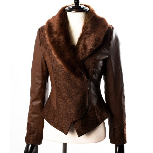 women-leather-jackets-2017-4 80+ Most Stylish Leather Jacket Trends for Women (Updated List)