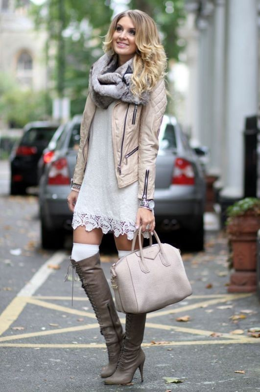 women-leather-jackets-2017-42 80+ Most Stylish Leather Jackets for Women in 2018