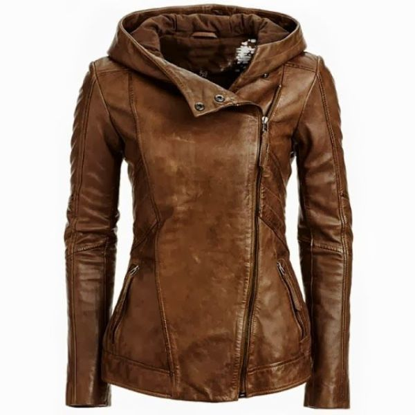 women-leather-jackets-2017-5 80+ Most Stylish Leather Jackets for Women in 2018