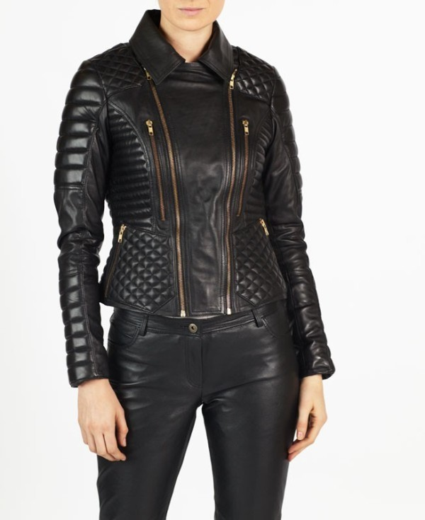 women-leather-jackets-2017-58 80+ Most Stylish Leather Jackets for Women in 2018
