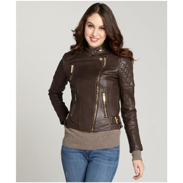 women-leather-jackets-2017-62 80+ Most Stylish Leather Jackets for Women in 2018