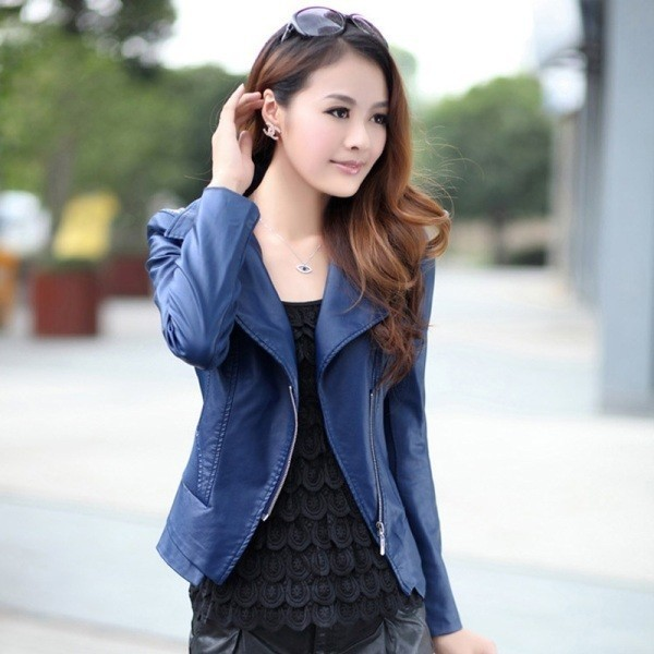 women-leather-jackets-2017-65 80+ Most Stylish Leather Jackets for Women in 2018