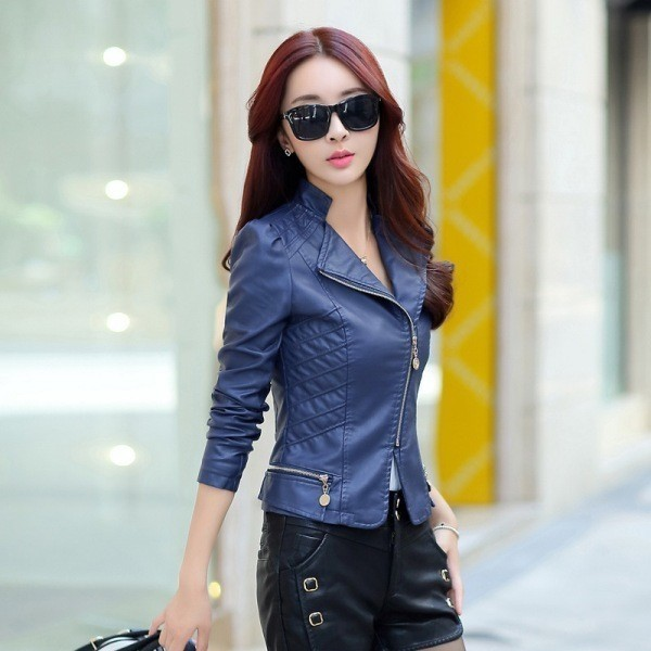women-leather-jackets-2017-76 80+ Most Stylish Leather Jackets for Women in 2018