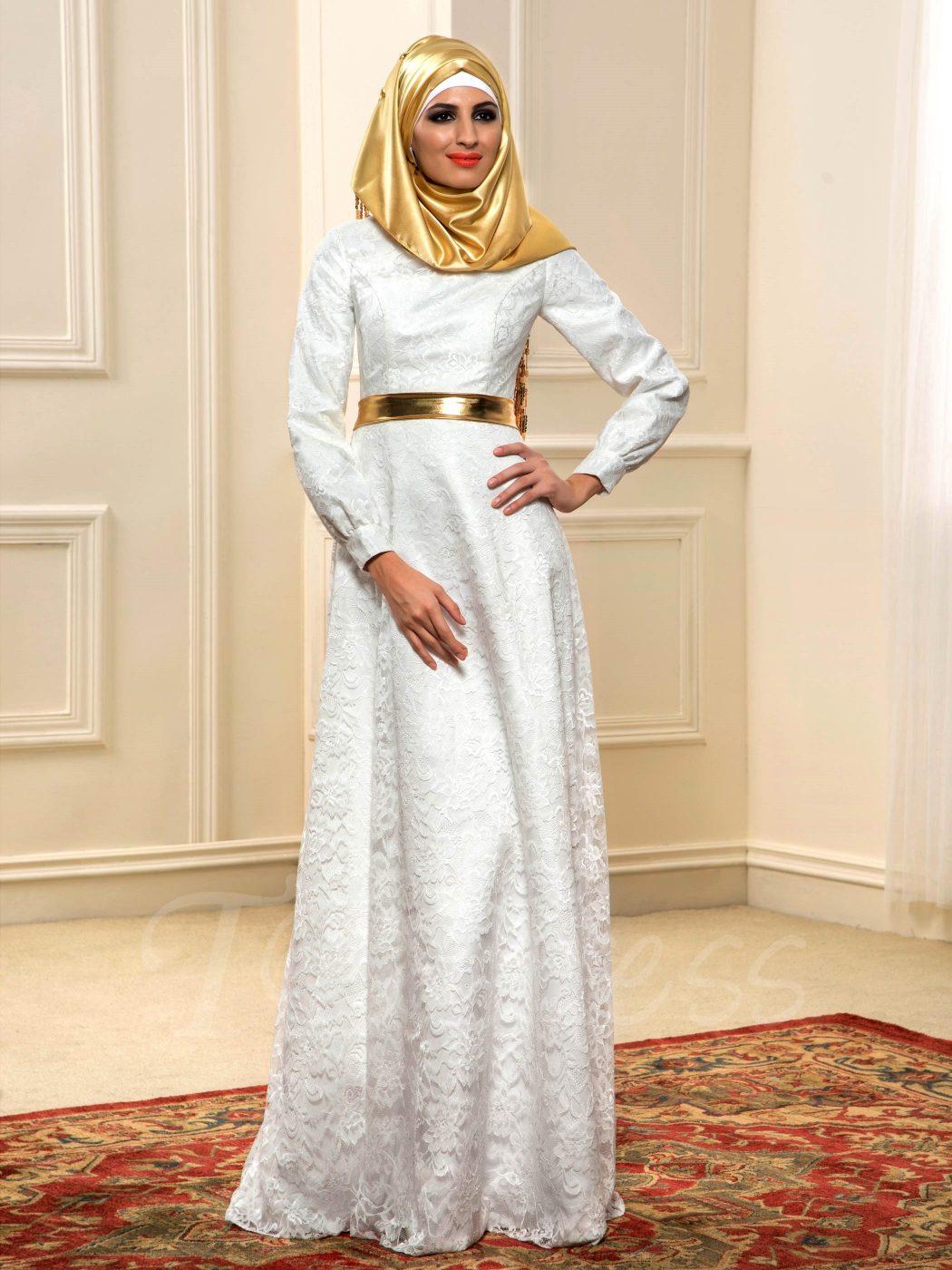 11598496_1 5 Stylish Muslim Wedding Dresses Trends for 2020