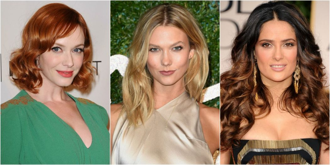 22 Celebrity Hair Color Trends For Spring And Summer 2018