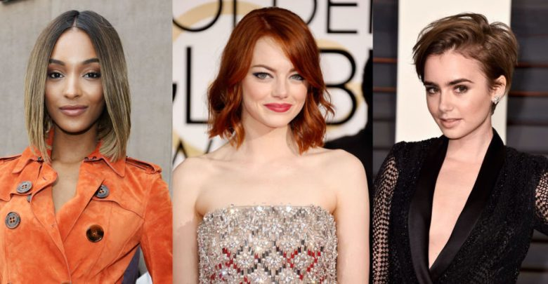 Celebrity Hair Color Trends For Spring And Summer 2018