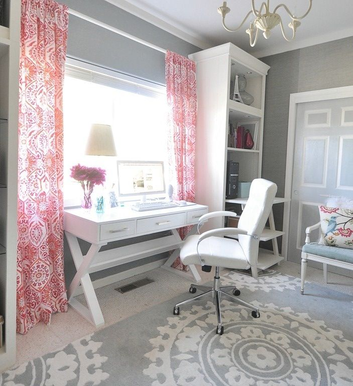 A-Corner-For-Assignments2 Top 5 Girls' Bedroom Decoration Ideas in 2020