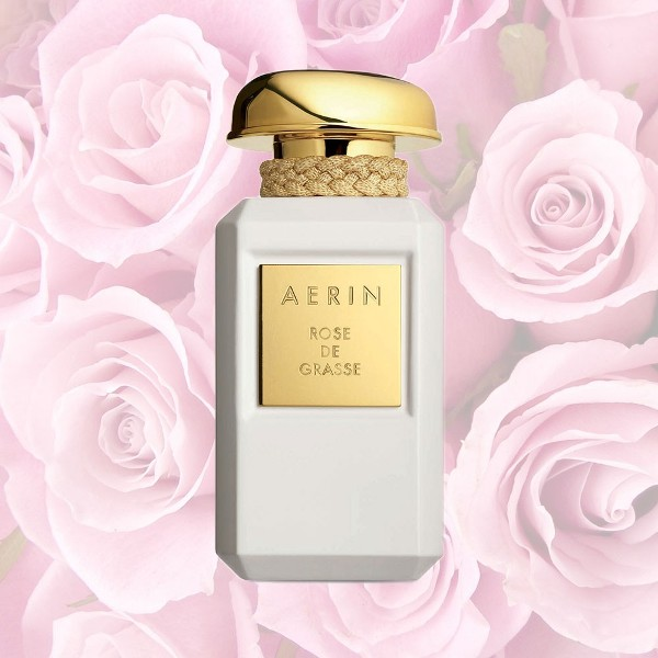 AERIN-Rose-de-Grasse-Parfum-Estee-Lauder-for-women +54 Best Perfumes for Spring & Summer