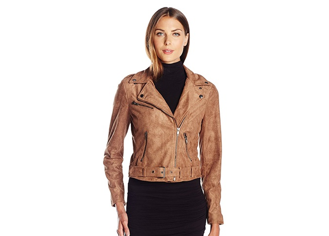 ASTR-Velma-Faux-Suede-Moto-Jacket 7 Stellar Christmas Gifts for Your Woman