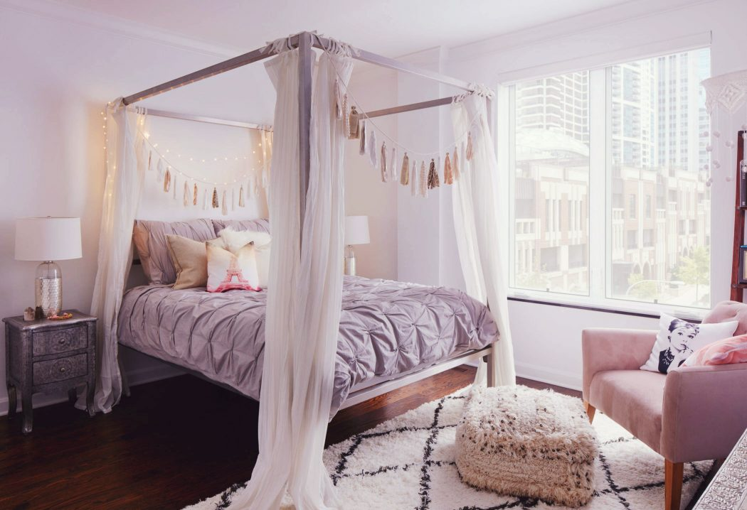 Adult-Edge23 Top 5 Girls' Bedroom Decoration Ideas in 2020