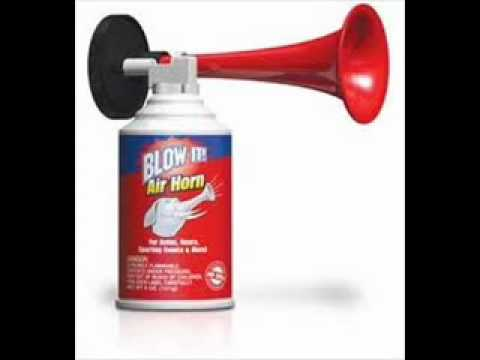 Air-Horn Stocking Stuffers for the Sports Star on your Christmas List