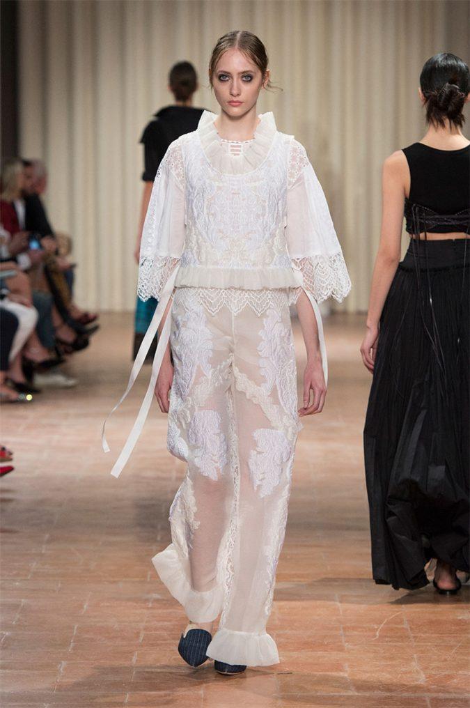 Alberta-Ferretti-Spring-Summer-2017-runway-show33-675x1016 +25 Wedding dresses Design Ideas for a Gorgeous-looking Bride in 2020