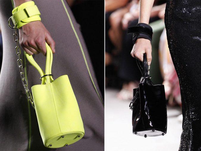 Alexander-Wang-Mini-Bucket-Bag-Spring-2017-675x506 6 Hottest Fashion Trends of Spring & Summer 2020