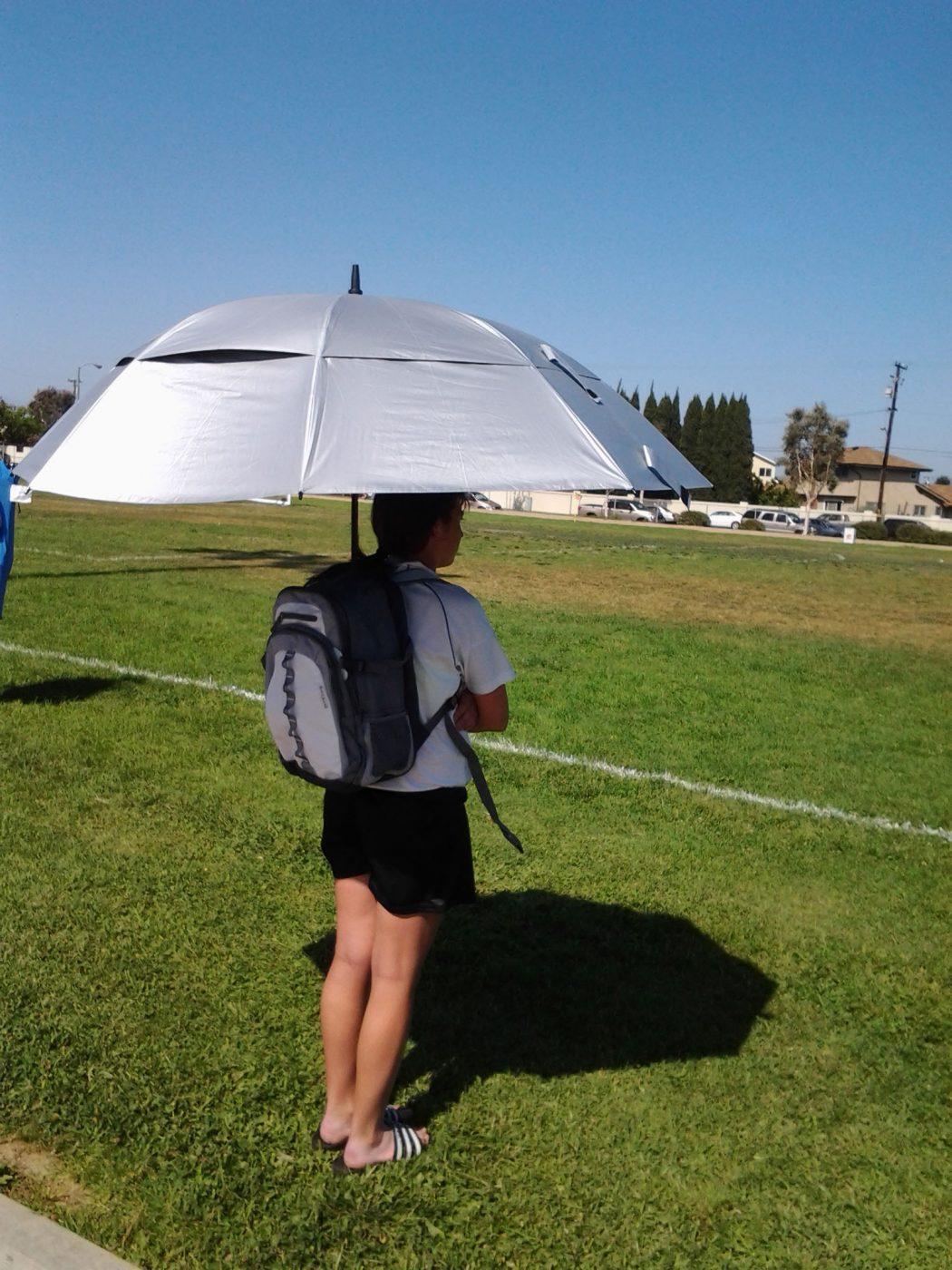 Backpack-Umbrella2 15 Unusual Umbrellas Design Ideas