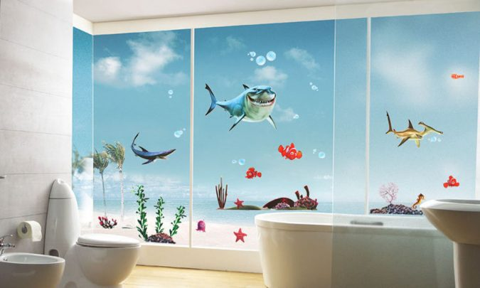 Bathroom-Decor-Ikea-675x405 5 Bathroom Designs of kids' Dreams