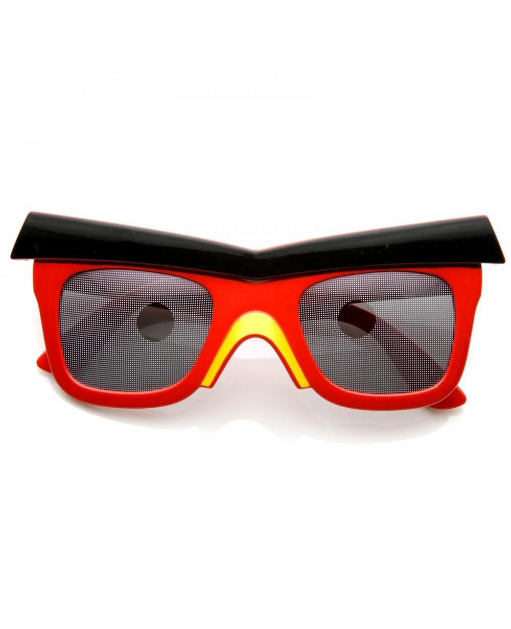 Beak-Sunglasses 12 Unusual Sunglasses trends in 2018